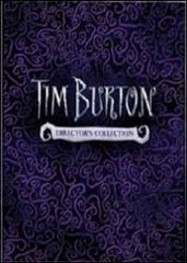 tim burton director's collection blu-ray dvd