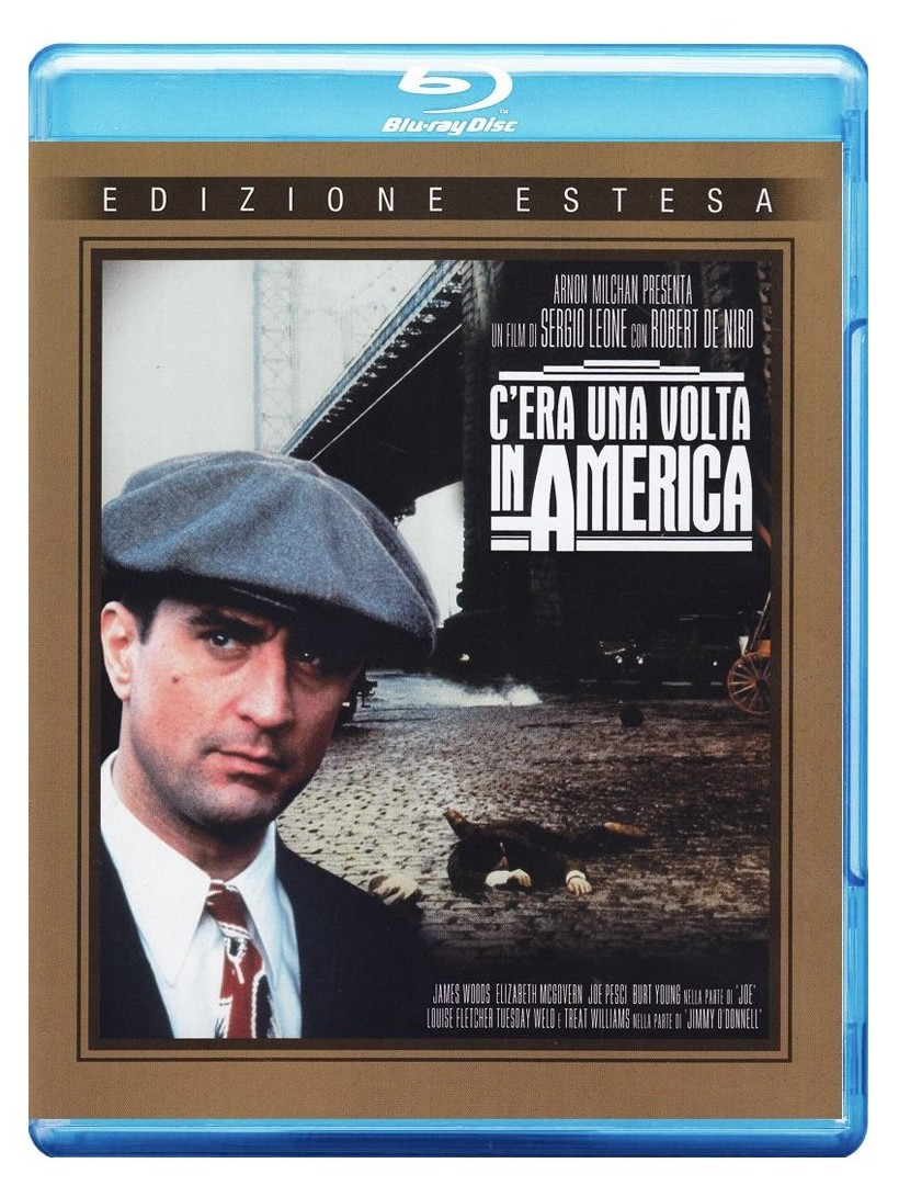 C'era una volta in america blu-ray