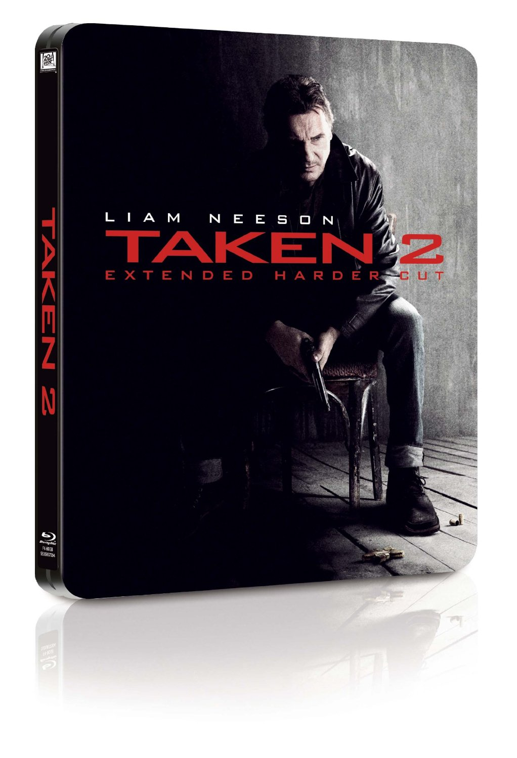 taken 2 la vendetta steelbook