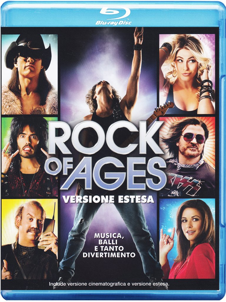 Rock of Ages blu-ray stacee Jaxx