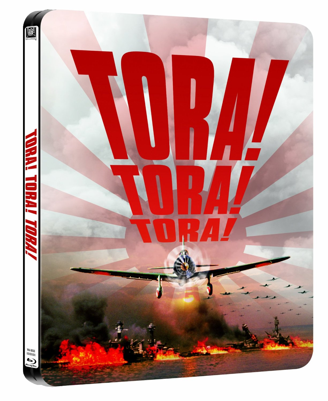 tora! Tora! Tora! Steelbook
