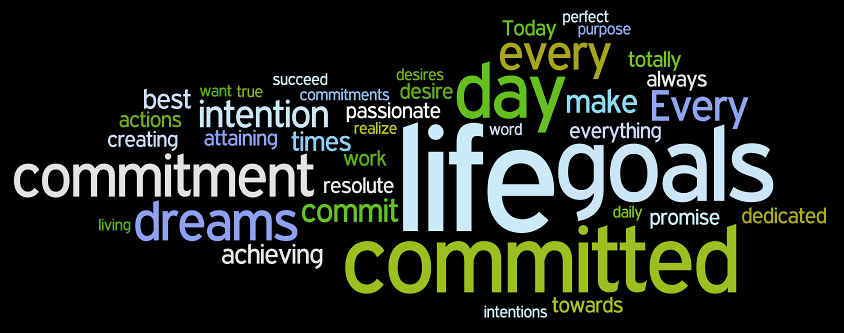 commitment affirmations wordle