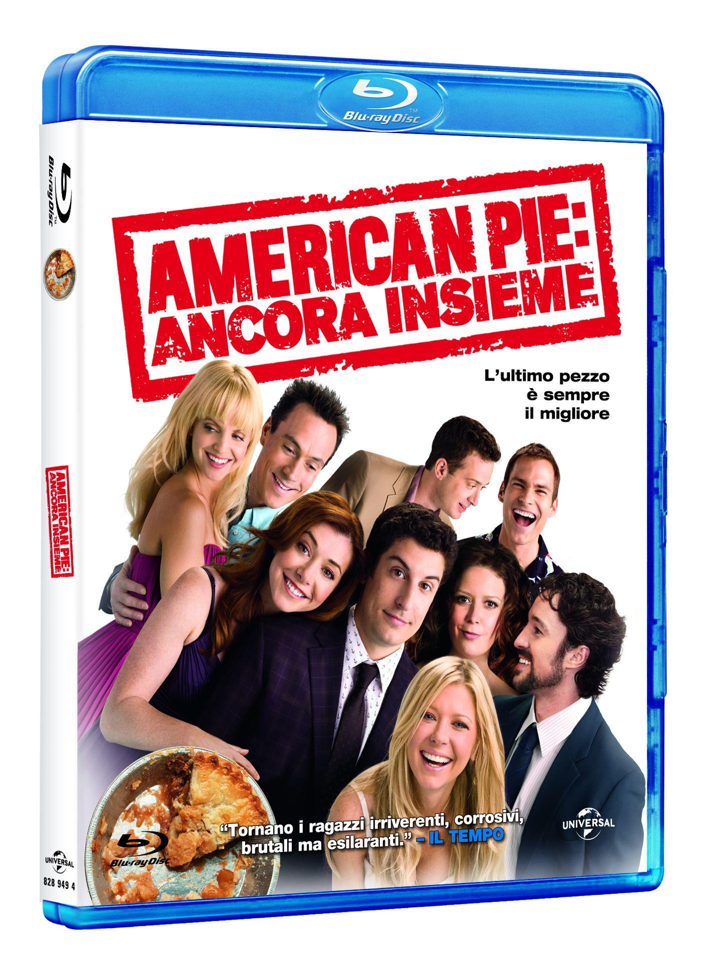 American Pie ancora insieme blu-ray