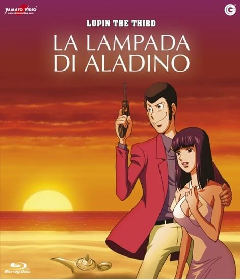 Lupin III La Lampada di Aladino Blu-Ray