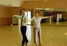 dansen leer je in een dansschool