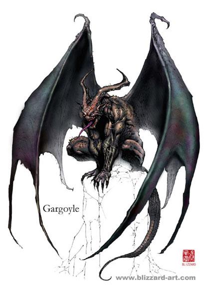 Nikulin, la Gárgola Gargoyle