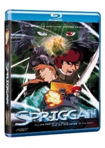 Spriggan Blu-Ray Yamato