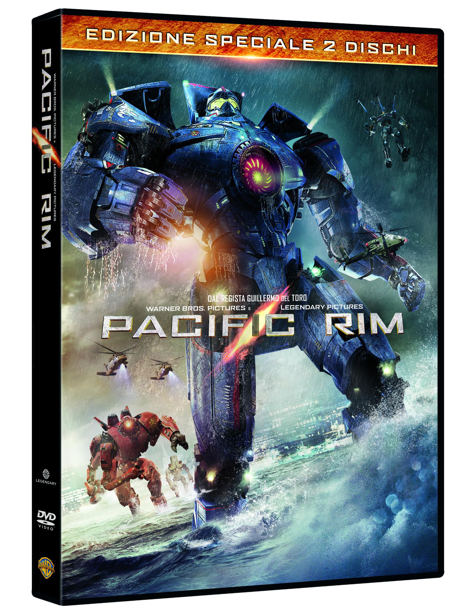 pacific rim edizione speciale due dischi dvd