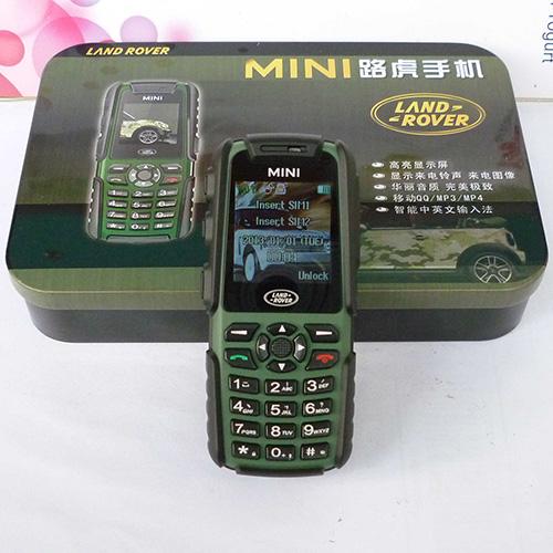 MINI A8N car Unlocked cell phone Quad Band Dual SIM mp3 Mobile phone