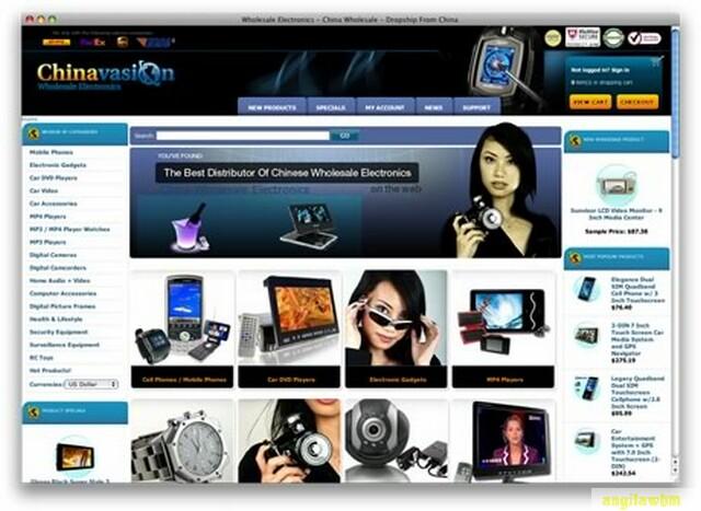 screen1 013 Páginas web para comprar barato en CHINA