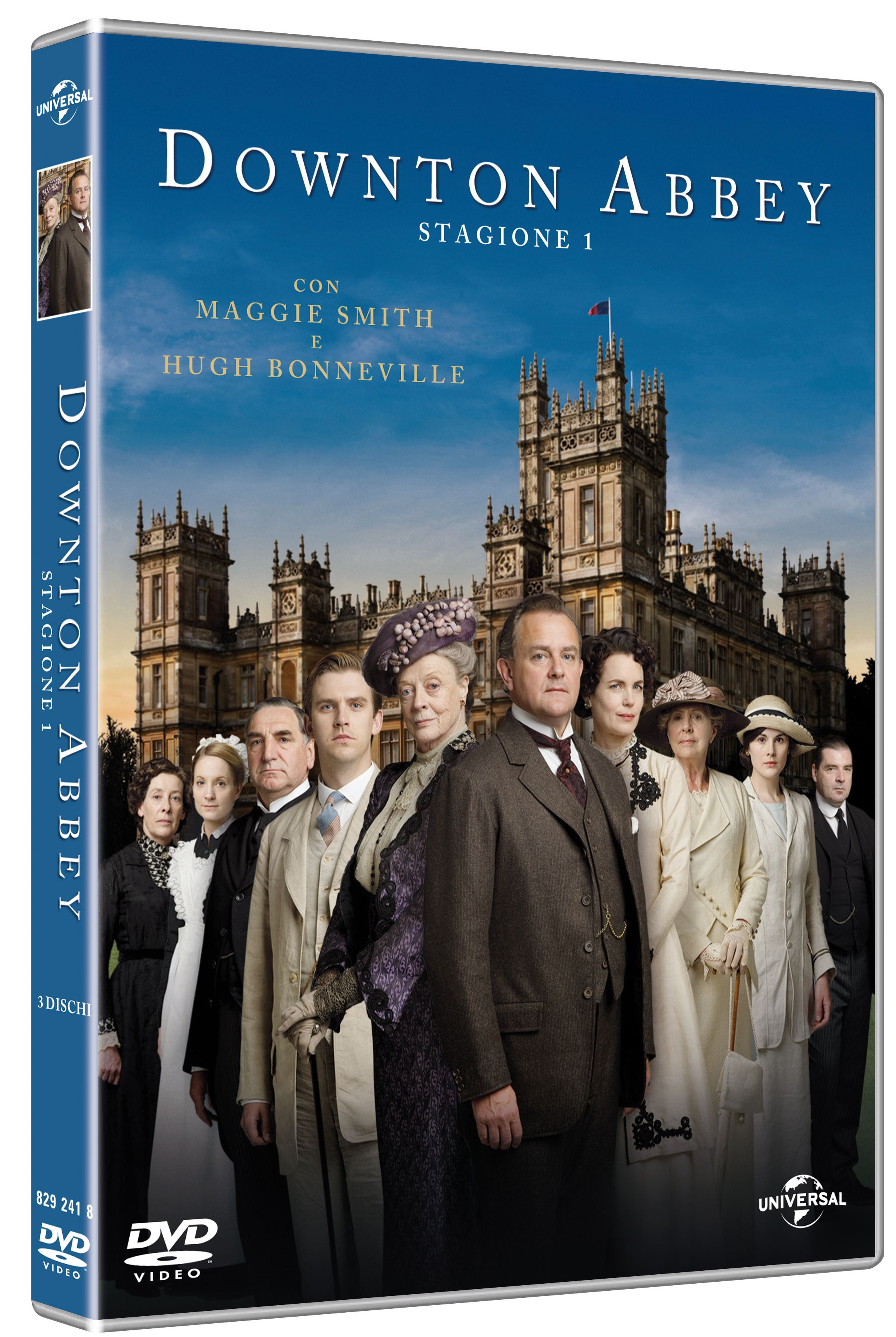 Downton Abbey stagione 1 dvd