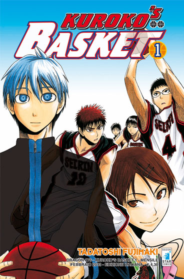 Kuroko's basket star comics