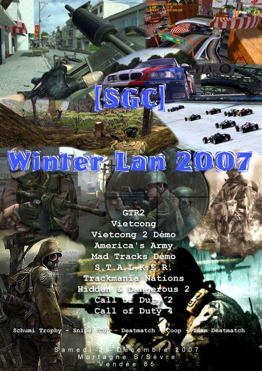 SGC Winter lan 07