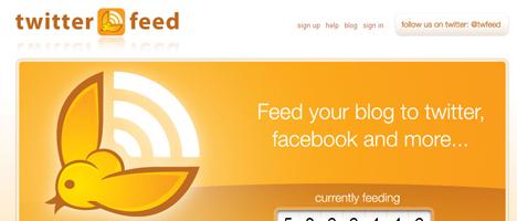 ブログの更新をtwitteに自動反映してくれるサイトに登録しました