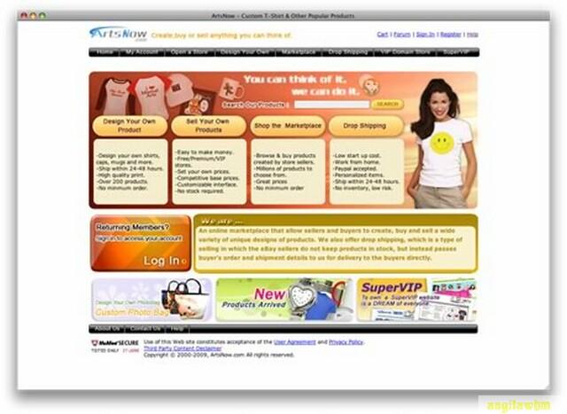 screen1 073 Páginas web para comprar barato en CHINA