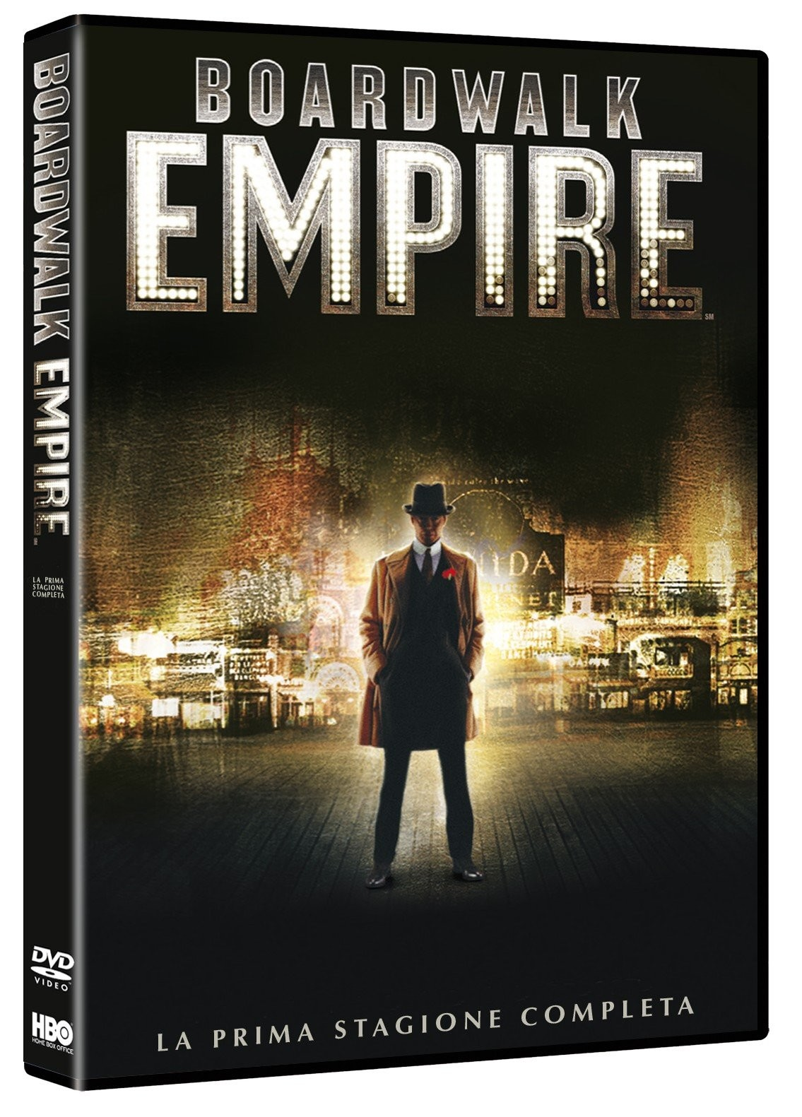 Boardwalk empire, stagione 1, dvd, box