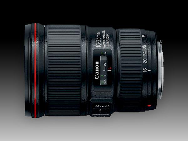 キヤノン EF 16-35mm F4L IS USM