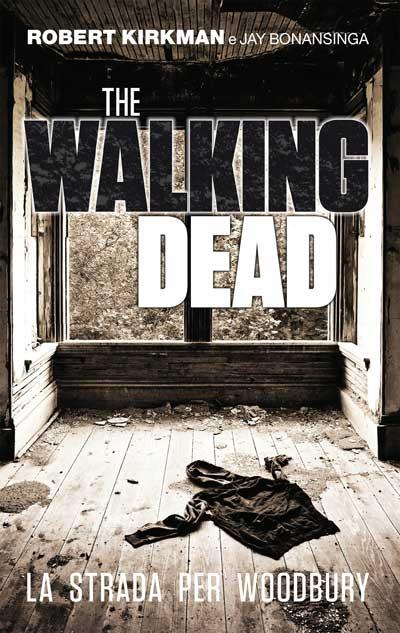 Waling dead secondo romanzo cover governatore