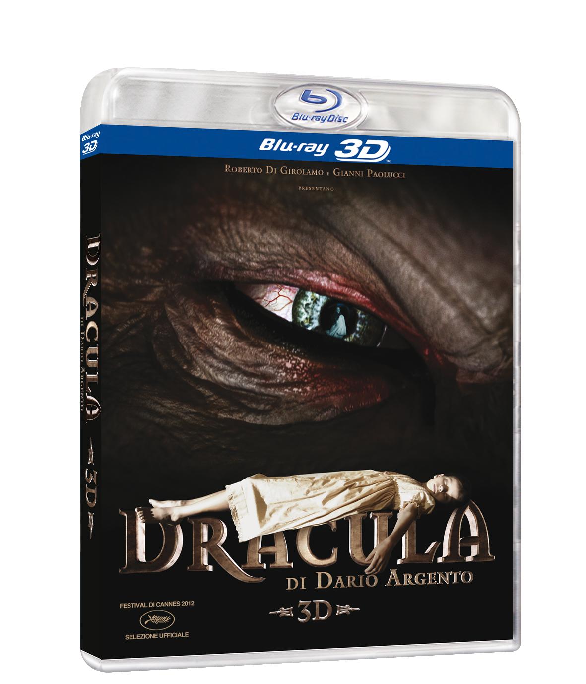 Dracula Dario Argento Blu-Ray 3D
