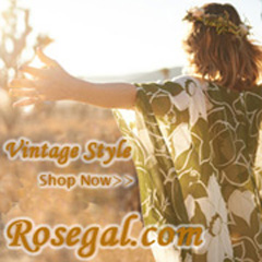rosegal vintage fashion