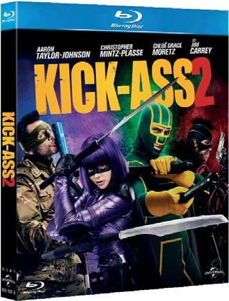 kick-ass 2 Blu-Ray