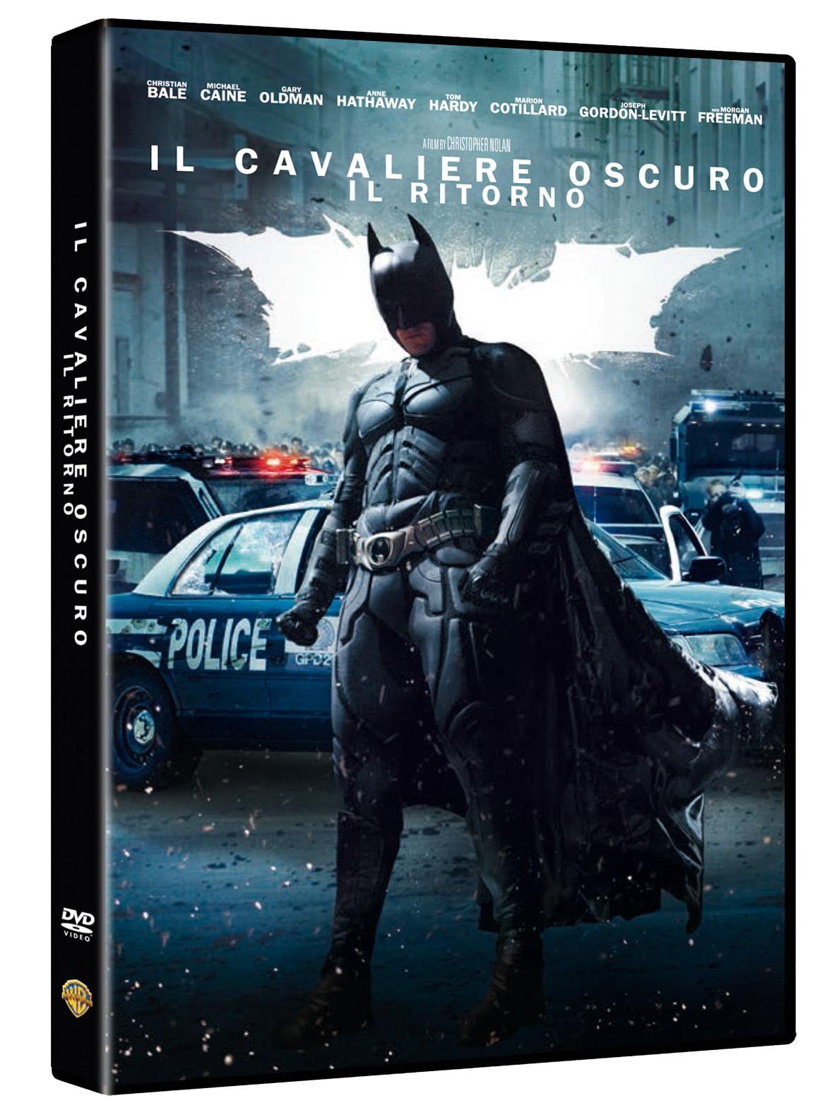 Cavaliere oscuro ritorno dvd limited